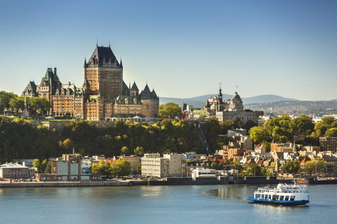 Discover the regions of Québec