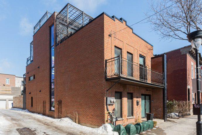 587 Rue Bourgeoys, Montréal (Le Sud-Ouest)