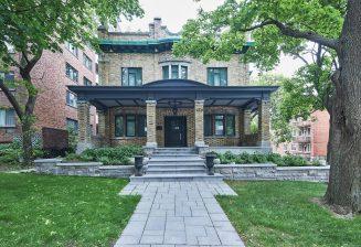 439 Boul. St-Joseph O., Montréal (Outremont)