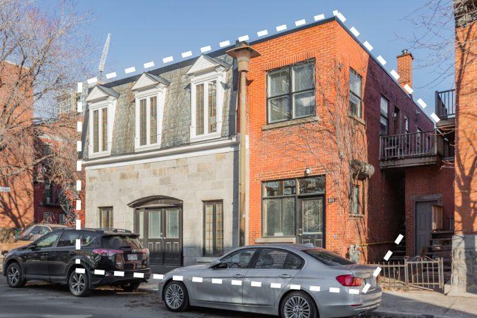 809 Rue Vinet, Montréal (Le Sud-Ouest)