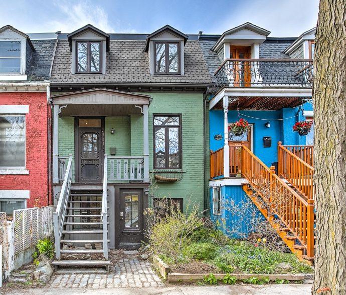 2251 Rue Coursol  Le Sud-Ouest (Montréal)
