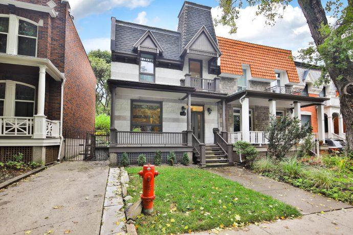 134 Av. Bloomfield, Montréal (Outremont)