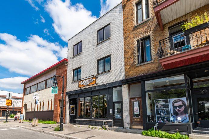 114 Rue Bernard O. #3  Le Plateau-Mont-Royal (Montréal)