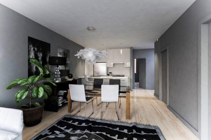6605 Rue St-Hubert #1  Rosemont/La Petite-Patrie (Montréal)