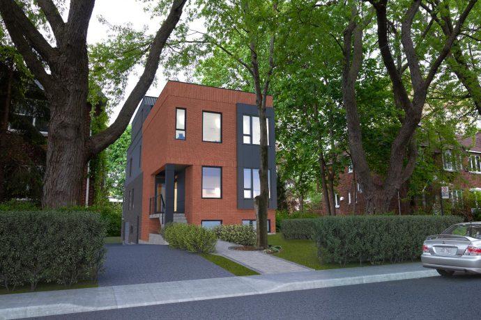 4035 – 4037 Av. de Kent  Côte-des-Neiges/Notre-Dame-de-Grâce (Montréal)