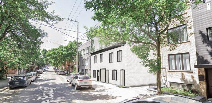 127 Rue Bourget #2  Le Sud-Ouest (Montréal)