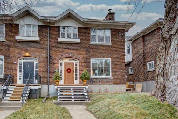 3652 Av. Northcliffe, Montréal (Côte-des-Neiges/Notre-Dame-de-Grâce)