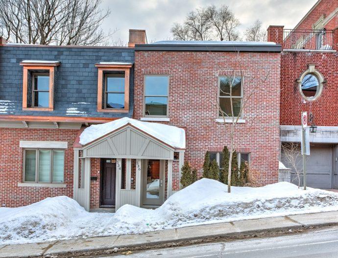 536 Av. Lansdowne  Westmount (Montréal)