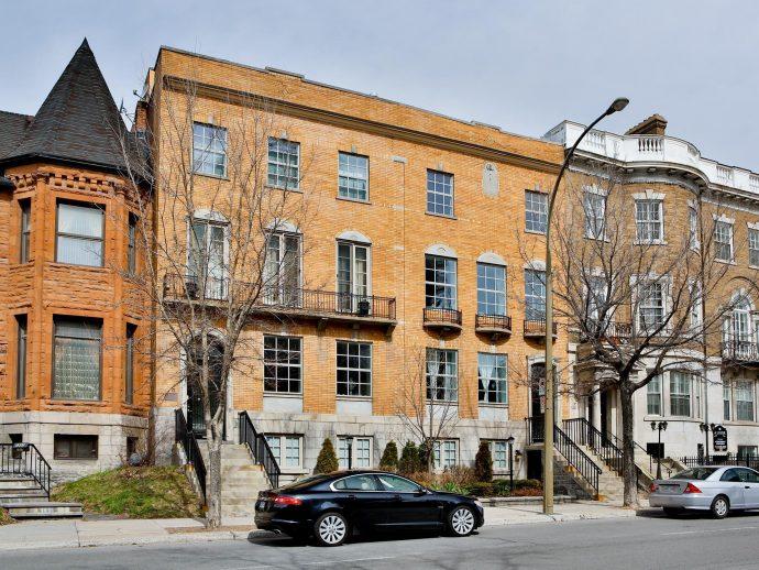 1585 Av. du Docteur-Penfield #202, Montréal (Ville-Marie), Montréal (Ville-Marie)