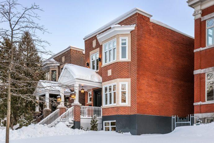 756 Av. Rockland, Montréal (Outremont)
