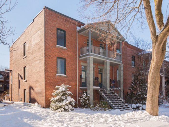 836 Av. Bloomfield, Montréal (Outremont)