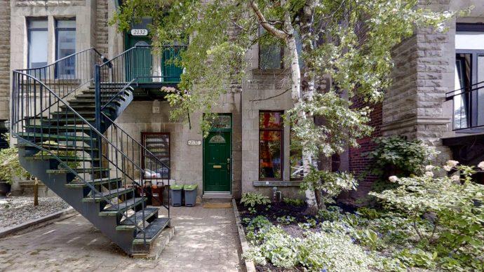 2136 Rue Tupper, Montréal (Ville-Marie)
