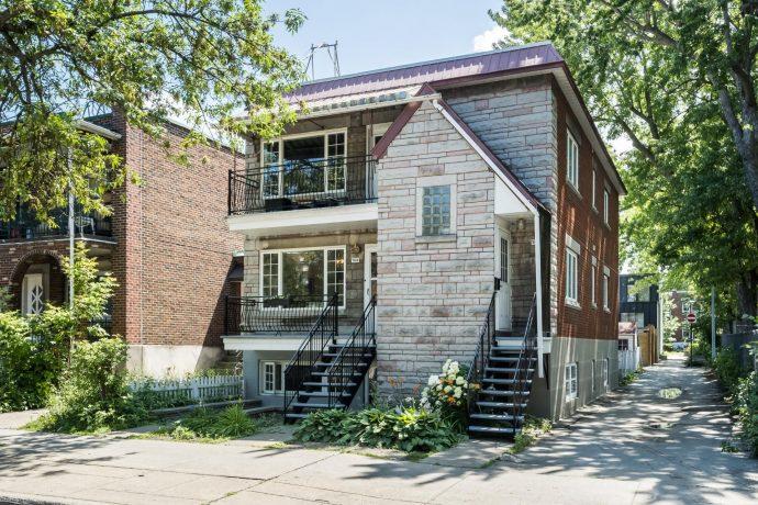 5466 – 5468 16e Avenue  Rosemont/La Petite-Patrie (Montréal)